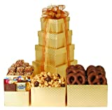 Chocolate Gold Mine Gift Tower