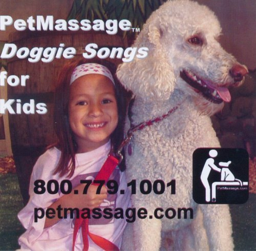 Price comparison product image PetMassage Doggies Songs for Kid's CD, by Jonathan Rudinger