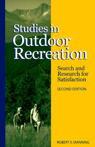 Studies in Outdoor Recreation: Search and Research for...