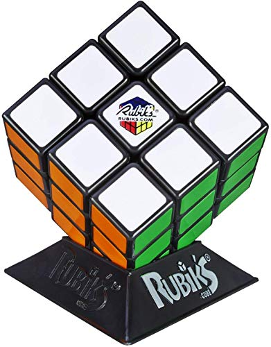 Hasbro Gaming Rubik's 3X3 Cube, Puzzle Game, Classic Colors – The Super Cheap