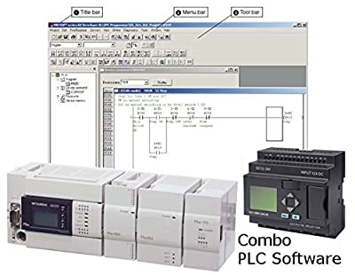 PLC Development Software IEC FBD and Ladder logic functions with Automation training course