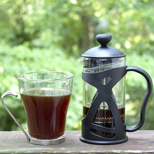 French Press Coffee Maker Problems : KONA French Press Small Single Serve Coffee and Tea Maker, Black 12 Ounce 11street Malaysia ...