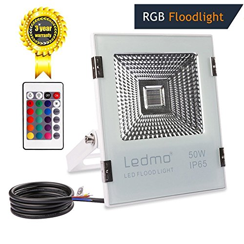 Dimmer Flood Lights