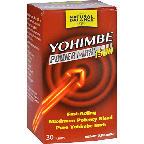 Action Labs Yohimbe Power Tablet product image