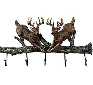 Gou Retro Europea/creativos/mounted cuernos decorar/ganchos ...