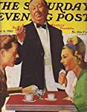 1941 Saturday Evening Post September 6-Tobacco Dance