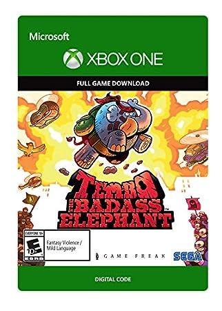 Tembo the Badass Elephant - Xbox One Digital Code