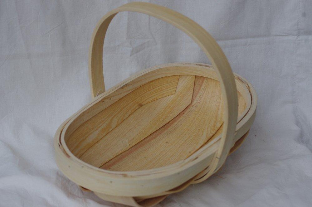 Charming Sussex en bois, style vintage–3tailles au choix–Idéal pour le jardin ou un cadeau–Livraison Journée de travail suivant. Medium - 32 x 20cm