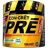 Con-Cret Pre 1 Drink, Lemon Lime, 7.23 Ounce