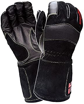 Hypertherm 017026 Hyamp Cutting and Gouging Gloves, Large