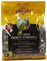 Sunseed Vita Prima Parrot - 4 lbs