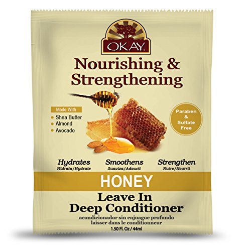 Okay Nourishing And Strengthening Leave in Deep Conditioner,