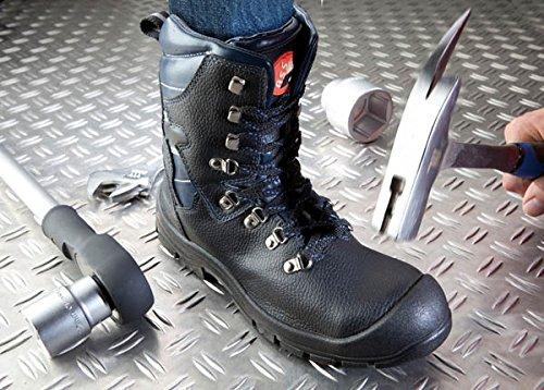 Sicherheits Winterstiefel S3, Farbe schwarz, Gr. 46