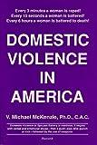 Domestic Violence in America, McKenzie, V. Michael, 1556181515