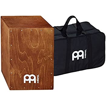 meinl percussion cajon box drum with internal snares and free bag made in europe. Black Bedroom Furniture Sets. Home Design Ideas