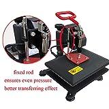 Heat Press 9X12 inch Heat Press Machine Printing
