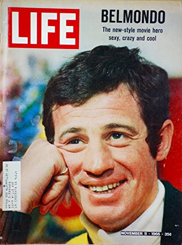 - LIFE Magazine - November 11, 1966 - Jean-Paul Belmondo