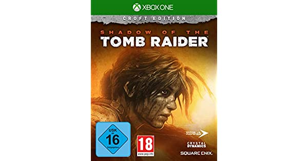 Shadow of the Tomb Raider - Croft Edition [inkl. Season Pass ...