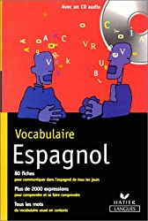 Vocabulaire espagnol (+ CD audio)