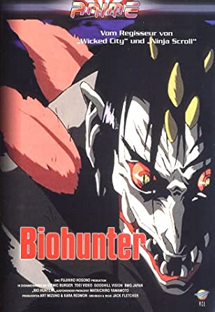 Biohunter [Alemania] [DVD]: Amazon.es: Yuzo Sato: Cine y ...