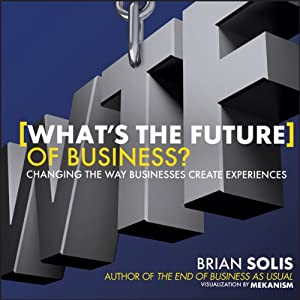 What's the Future of Business Hörbuch