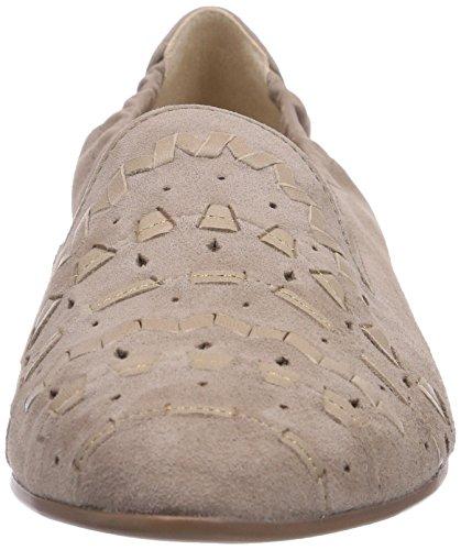 Högl 9-101532 - Bailarinas de cuero para mujer beige - Beige (6900)
