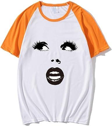 Blusa de Verano para Mujer, Camisa Casual, Camiseta básica de ...