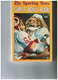 Super Bowl Book 1983, Bob McCoy-Editor, 0892040947