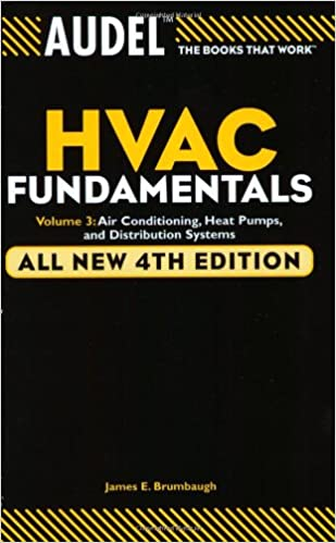 Audel HVAC Fundamentals: Air Conditioning, Heat Pumps and Distribution Systems (Audel Technical Trades Series)