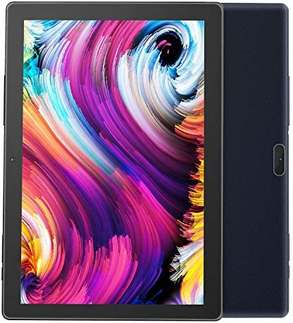 Android Tablet 10 inch,PRITOM M10, 2 GB RAM, 32 GB Android 9.0 Tablet,10.1 inch IPS HD Display,GPS,FM, Quad-Core Processor,Wi-Fi (M10 Black)