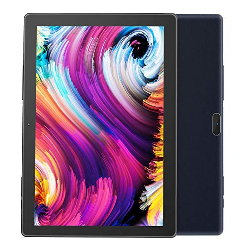 Android Tablet Pritom 10 inch Android 9.0 OS Tablet, 2GB RAM, 32GB ROM, Quad Core Processor, HD IPS Screen, 2.0 Front…