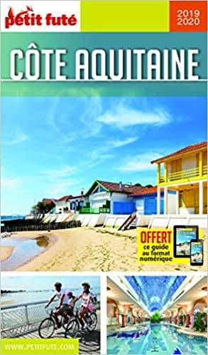 Amazon Fr Guide Cote Aquitaine Gironde Landes Pays Basque 2019 Petit Fute Petit Fute Livres
