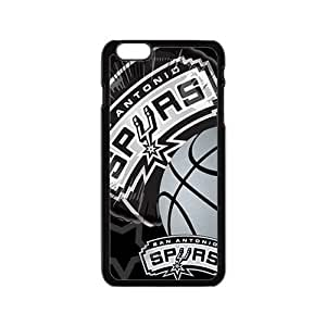 San Antonio Spurs Basketball Fahionable And Popular High Quality Back Case Cover For Iphone 6