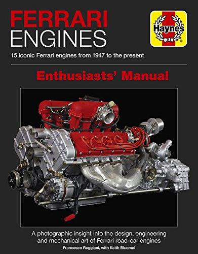Ferrari Engines Enthusiasts' Manual (Haynes Manuals)