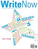 Write Now is the only English composition textbook that convinces students that writing is important in school, in the workplace, and in their lives. It is a concise, visually appealing, all-inclusive rhetoric, reader, research guide, and han...