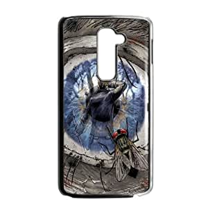 LG G2 Walking Dead Phone Back Case Use Your Own Photo Art Print Design Hard Shell Protection HG032845
