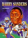 Barry Sanders (NFL)(Oop) (Football Legends)