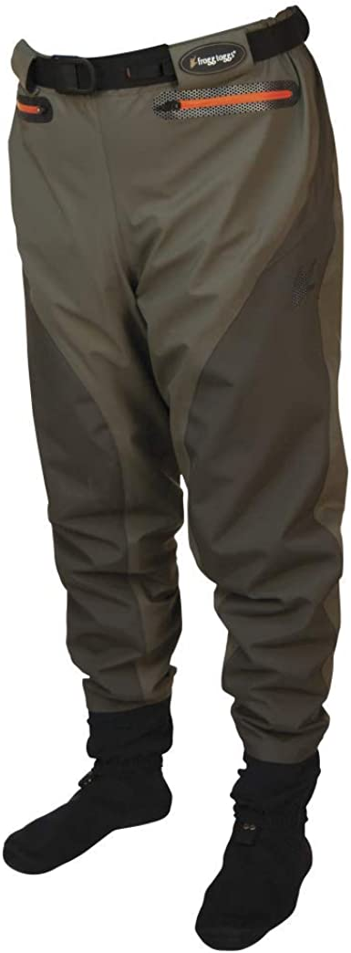 Frogg Toggs Pilot II Breathable Stockingfoot Guide Pant
