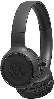 Fone de Ouvido on Ear Bluetooth, Tune 500, JBL, Preto