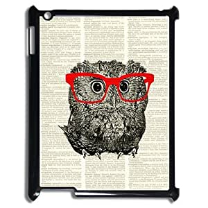 Different Dictionary Hipster Owl Vintage Retro Ipad 2 3 4 Case Dictionary Owl Cover Ipad 2/3/4