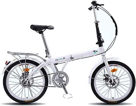 YEDENGPAO Marco De La Bicicleta Plegable-Aluminio Ligero Genuino ...
