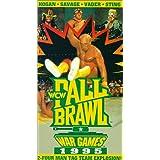 NWA WCW 1995 VHS FALL BRAWL