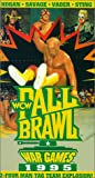 WCW Fall Brawl War Games 1995 [VHS]