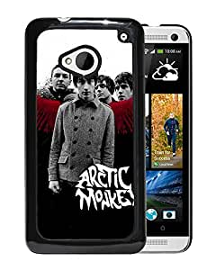 Beautiful Designed Cover Case With Arctic Monkeys Group Members Wings Graphics For HTC ONE M7 Phone Case