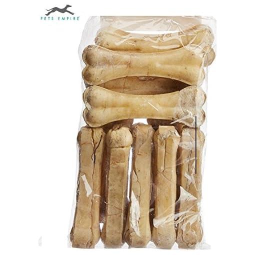Pets Empire Pressed Dog Bone Medium 5Inch 1 KG