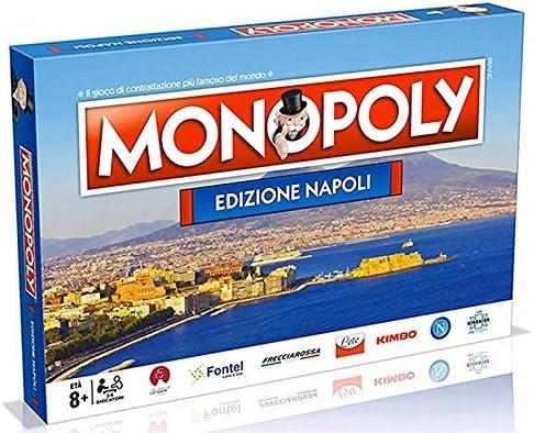 Winning Moves - Juego de Mesa Nápoles Ciudad Multicolor: Amazon.es: Juguetes y juegos