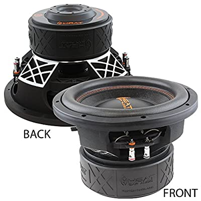 Heat Car Audio NRG12 -Channel Stage Subwoofer by Heat Car Audio