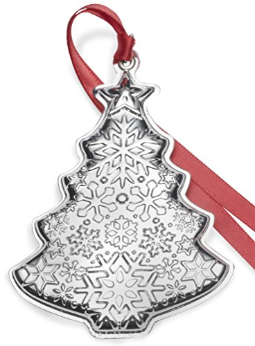 Gorham 2018 Tree Sterling Silver Christmas Holiday Ornament, 2nd Edition,