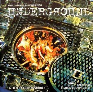 Underground : B.O. (1995) | Goran Bregovic