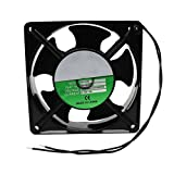 ZXHAO 220V~240V AC 50/60HZ Muffin Style Axial Cooling Fan 0.10A 17W